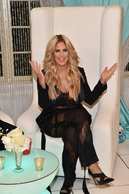 ATLANTA, GA - MAY 06: Kim Zolciak Biermann attends her birthday celebration on May 6, 2016 in Atlanta, Georgia. (Photo by Paras Griffin/Getty Images)