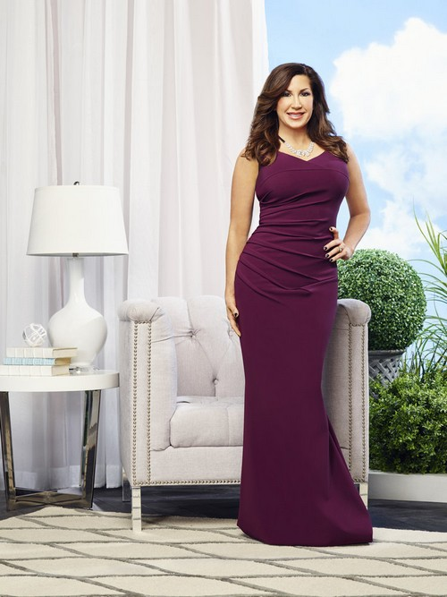 THE REAL HOUSEWIVES OF NEW JERSEY -- Season:7 -- Pictured: Jacqueline Laurita -- (Photo by: Tommy Garcia/Bravo)