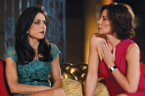 "Bethenny Frankel Says Luann de Lesseps ""Acted Desperately"""