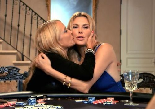 Brandi Glanville Talks Kim Richards And Her Sobriety