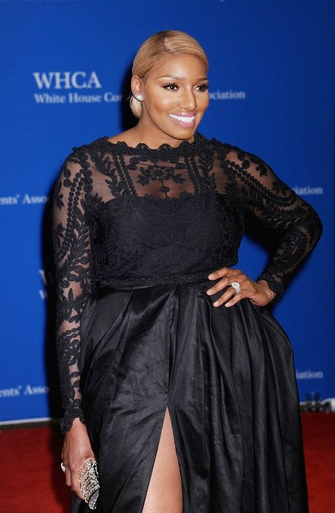 Hot Photos – NeNe Leakes Attends The WHCA Dinner; Bethenny Frankel Meets Up With Eric Stonestreet, More