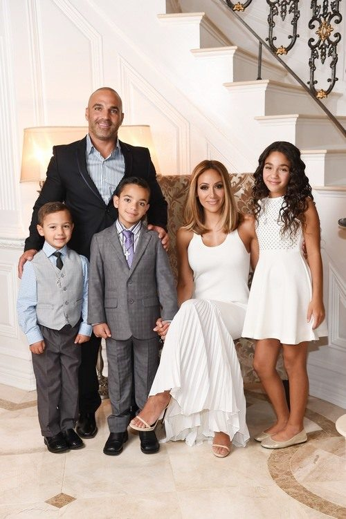 Melissa Gorga Celebrates Gino's First Communion With Teresa Giudice And More – Photos