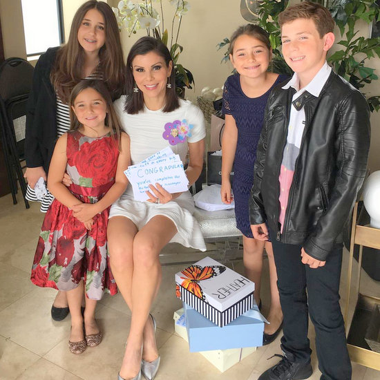 Reality TV Stars celebrate Mother's Day - Heather Dubrow