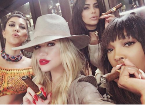 "Kardashians Accused Of Exploiting Cuba For ""Vapid"" Purposes – They Kontinue To Instagram Anyway!"