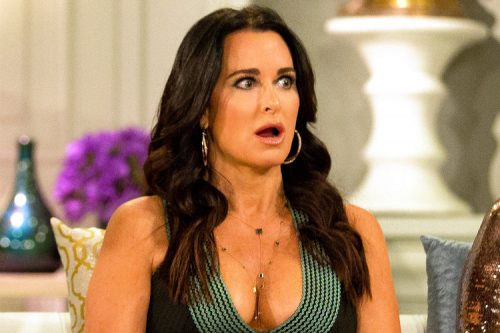 Kyle Richards Talks About Who Will Be On RHOBH Next Year
