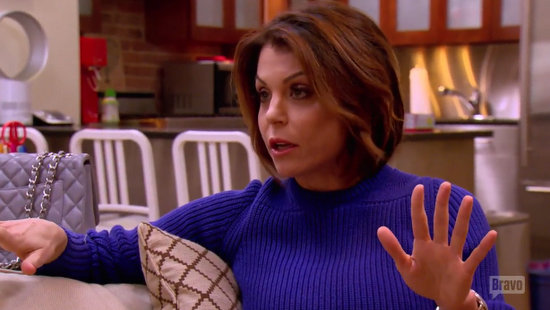 Bethenny confronts Sonja about Tipsy Girl