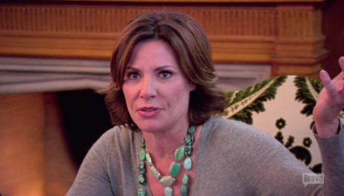 "Luann de Lesseps Says ""These Women Are Not Behaving Like Sonja's Friends"""