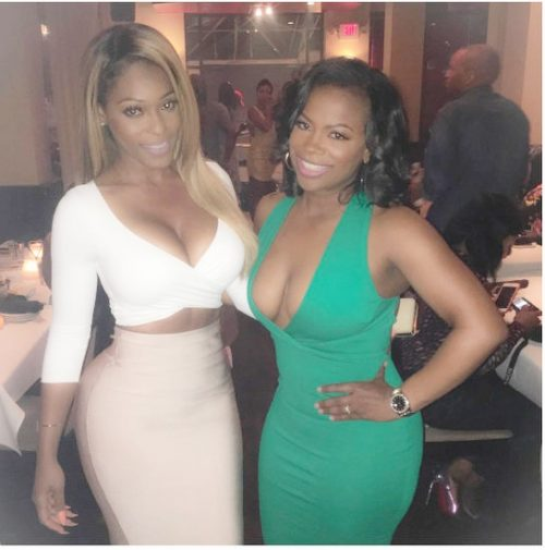 Kandi Burruss Turns 40 – Photos