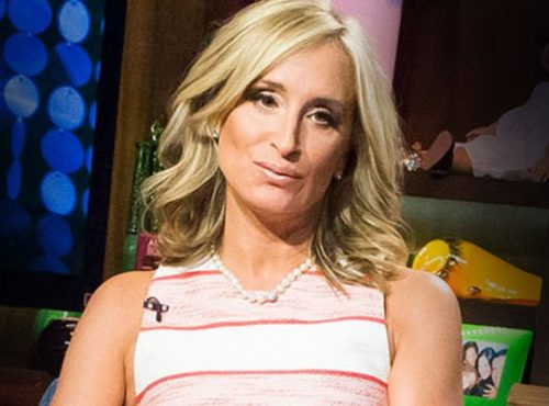 Sonja Morgan Explains Her Absence In The Last Episode & A Possible Acting Gig