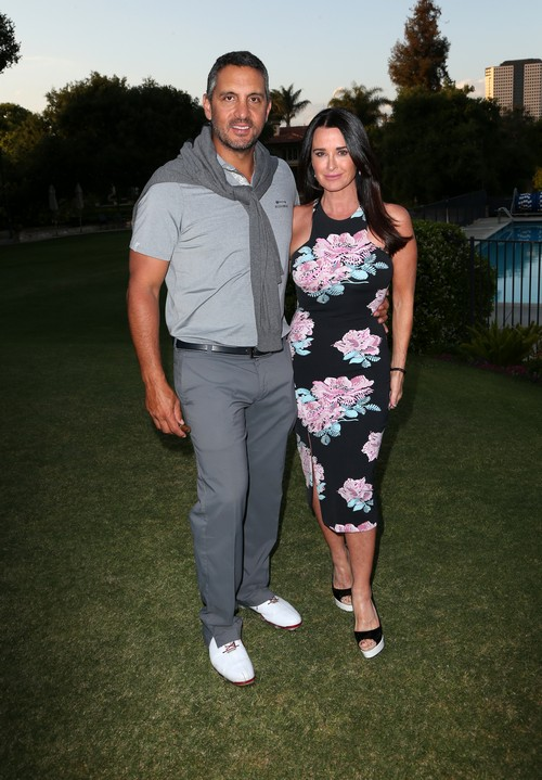 The Ninth Annual George Lopez Celebrity Golf Classic Dinner Featuring: Mauricio Umansky, Kyle Richards Where: Burbank, California, United States When: 02 May 2016 Credit: FayesVision/WENN.com