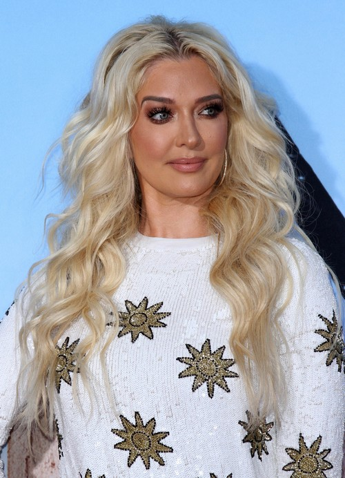 Los Angeles premiere of 'Neighbors 2: Sorority Rising' held at Westwood Village Theatre - Arrivals Featuring: Erika Jayne Where: Los Angeles, California, United States When: 17 May 2016 Credit: Adriana M. Barraza/WENN.com