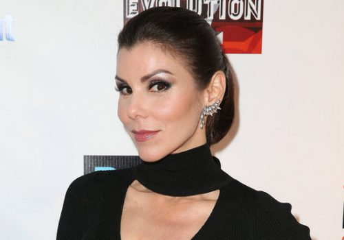 "Heather Dubrow On Being Blindsided By Vicki Gunvalson; Calls Kelly Dodd Judgmental And Warns RHOC Is ""Supercharged"" With Drama This Season!"