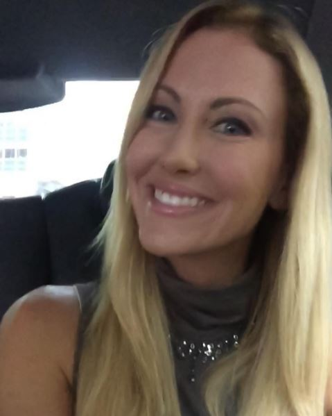 Stephanie-Hollman-Car-Selfie-Turtleneck-Real-Housewives-Of-Dallas