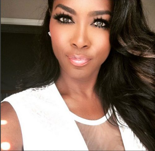 Kenya Moore Denies Meltdown On 'Worst Cooks In America'; Responds To Vivica A Fox Insulting Her Career