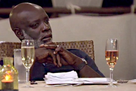 Peter Thomas in Jamaica - RHOA season 8