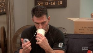 Jim Edmonds Loves Candles