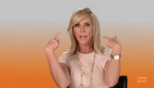 Vicki Gunvalson Says Her RHOC Co-Stars Should Kiss The Ground Brooks Ayers Walks On!