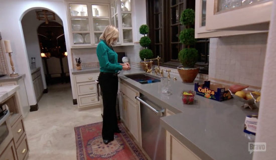 Vicki Gunvalson all alone