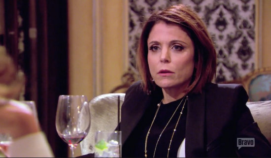 Bethenny has drinks with Luann