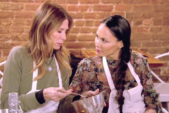 Carole Radziwill on Jules Wainstein's eating disorder