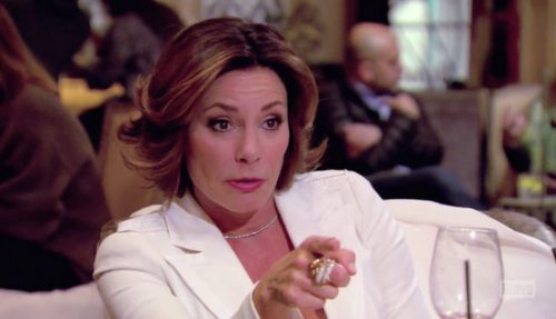 "Luann De Lesseps Calls Bethenny Frankel ""The Terrorist"" Of The Miami Trip"
