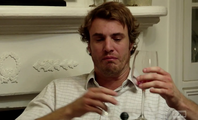 southern charm shep scared
