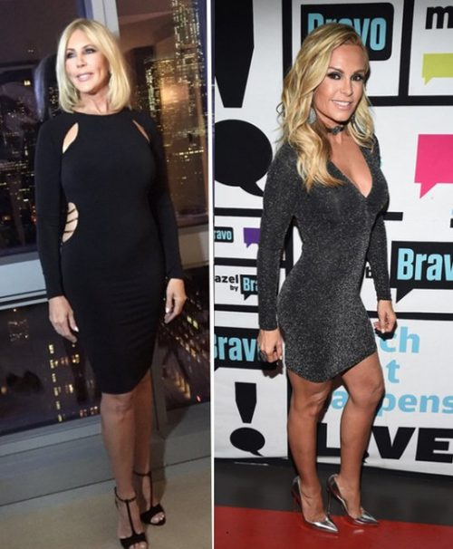 "Tamra Judge & Vicki Gunvalson At War: Vicki Calls Tamra ""Classless And Immature"" – Wants Bravo To Take Legal Action"
