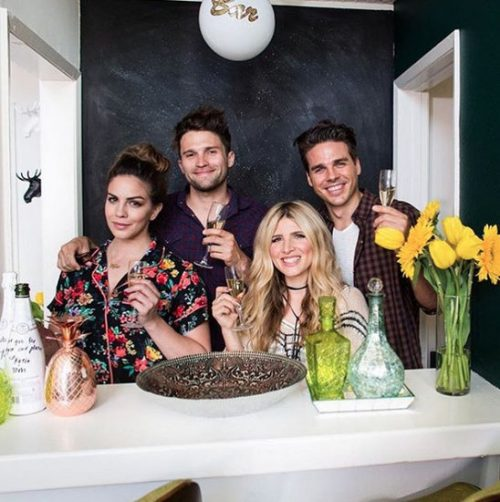Tom Schwartz And Katie Maloney Redecorate Their Apartment – Video & Photos