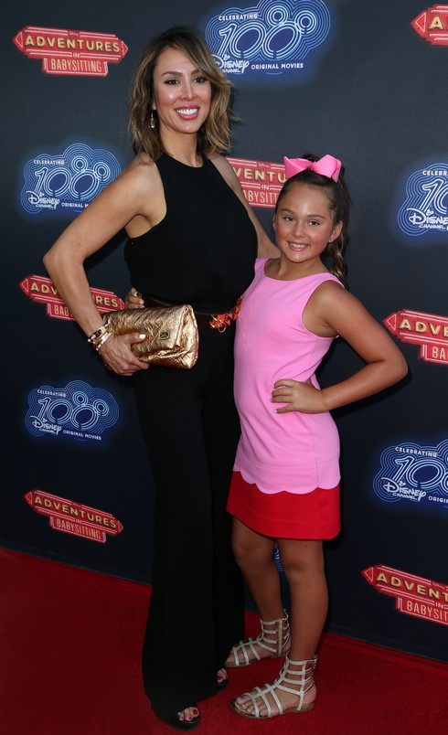 Premiere of 100th Disney Channel Original Movie 'Adventures In Babysitting' And Celebration Of All DCOMS Featuring: Kelly Dodd Where: West Hollywood, California, United States When: 23 Jun 2016 Credit: FayesVision/WENN.com