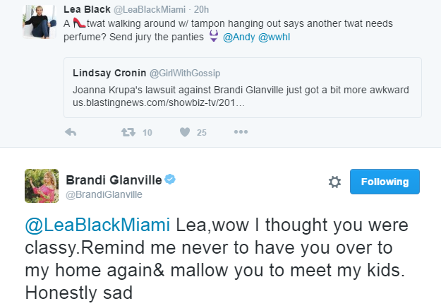 Brandi-Glanville-Lea-Black-Tweet