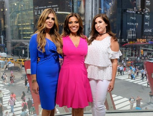Jacqueline Laurita, Dolores Catania, & Siggy Flicker Open Up About RHONJ & Teresa Giudice's Return