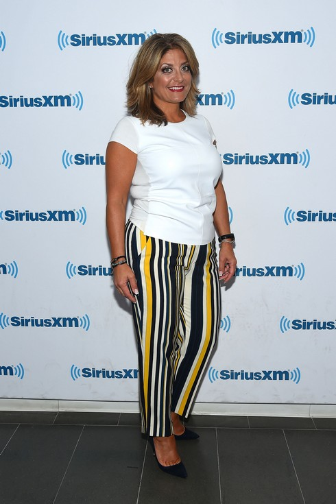 NEW YORK, NY - JULY 12: TV personality Kathy Wakile visits at SiriusXM Studios on July 12, 2016 in New York City. (Photo by Ben Gabbe/Getty Images)