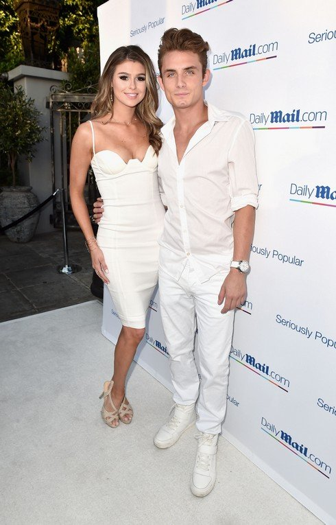 Reality Star Sightings – James Kennedy, Melissa Gorga, Taylor Armstrong, Abby Lee Miller, More