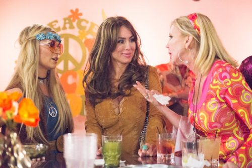 Kelly Dodd Thinks Shannon Beador Set Her Up At The 70's Party