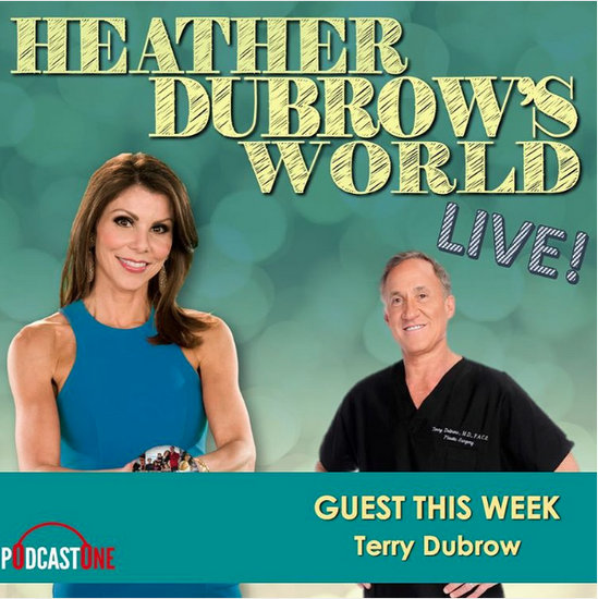 Heather Dubrow's World Live
