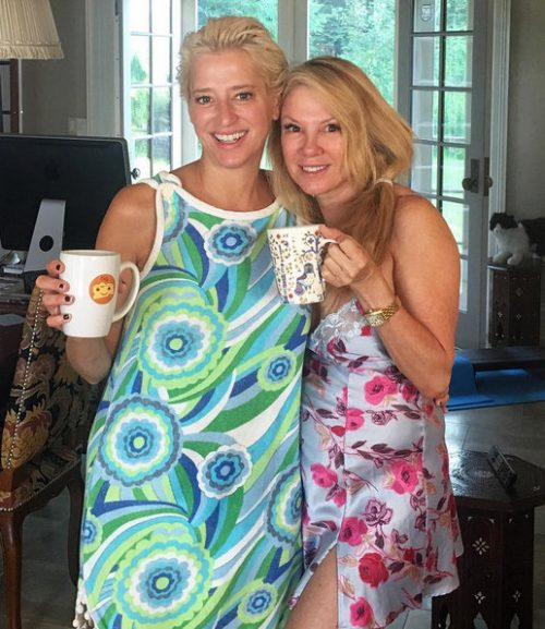 Dorinda Medley And Ramona Singer Relax In The Berkshires Together – Photos