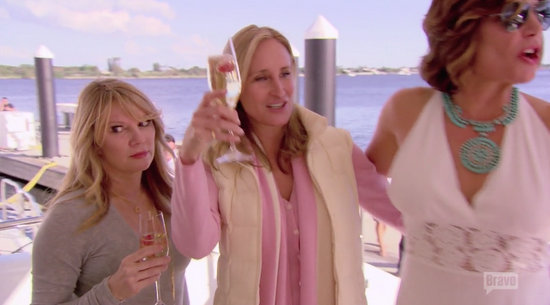 Sonja Morgan calls out Ramona Singer