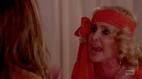 Shannon Beador Breaks Down The 70's Party Craziness