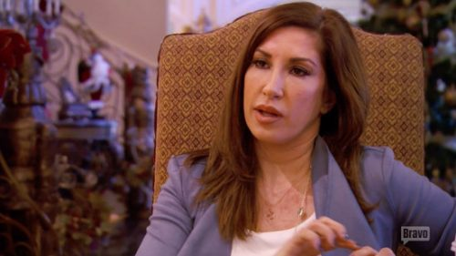 Real Housewives Of New Jersey Recap: The Palmolive Branch