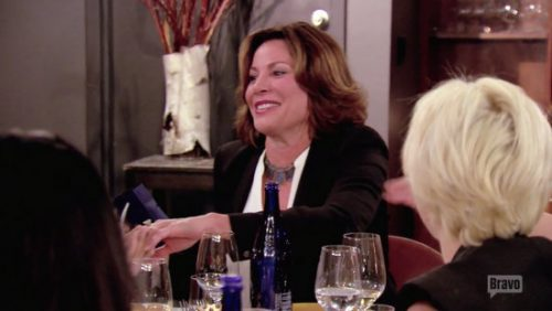 Real Housewives Of New York Recap: Heart Of Glass