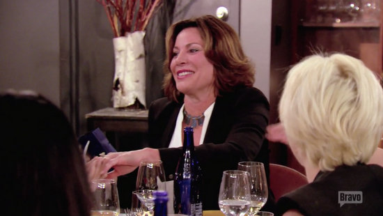 Luann De Lesseps Thinks Sonja Morgan Is Jealous Of Her Engagement