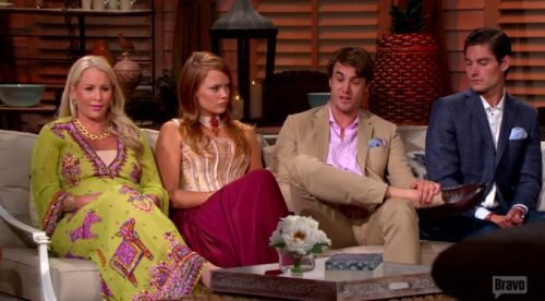 The Southern Charm Reunion Concludes Tonight With Andy Cohen Threatening To Murder Himself