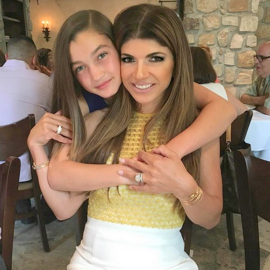 Reality TV Stars Family Pics - Teresa Giudice