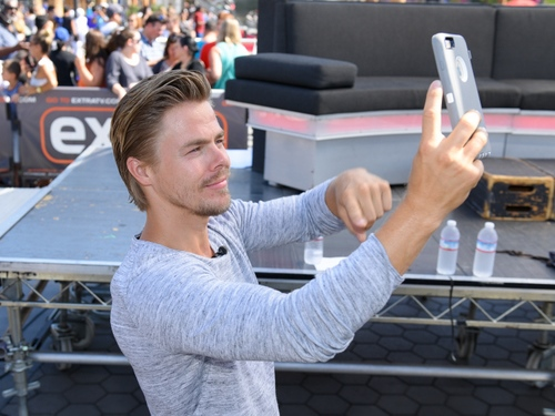 Derek Hough and Maks Chmerkovskiy rivalry