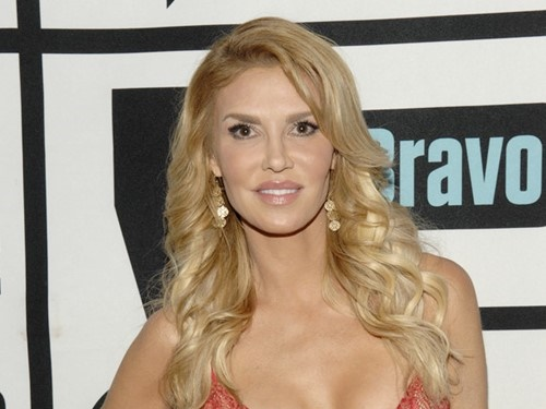 WATCH WHAT HAPPENS LIVE -- Episode 13100 -- Pictured: Brandi Glanville -- (Photo by: Peter Kramer/Bravo)