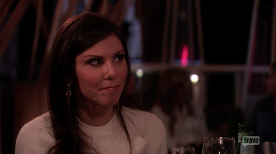 Heather expects Kelly to apologie