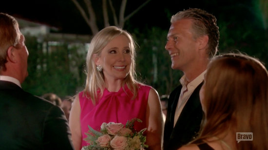 Shannon and David vow renewal