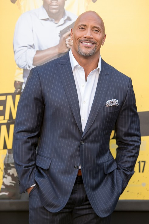 Premiere of Warner Bros. Pictures 'Central Intelligence' - Arrivals Featuring: Dwayne Johnson Where: Westwood, California, United States When: 10 Jun 2016 Credit: Michael Boardman/WENN.com