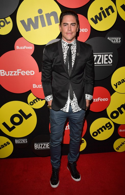 WEST HOLLYWOOD, CA - SEPTEMBER 14:  Actor Tom Sandoval attends The Buzzies, BuzzFeed's Pre-Emmy party produced by Pen&Public, at HYDE Sunset: Kitchen + Cocktails on September 14, 2016 in West Hollywood, California.  (Photo by Lester Cohen/Getty Images for BuzzFeed )