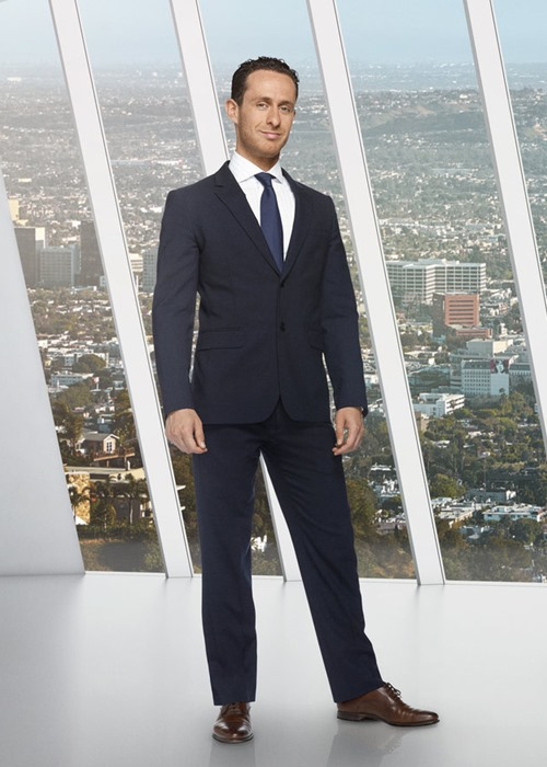 MILLION DOLLAR LISTING LA -- Season:9 -- Pictured: David Parnes -- (Photo by: Tommy Garcia/Bravo)